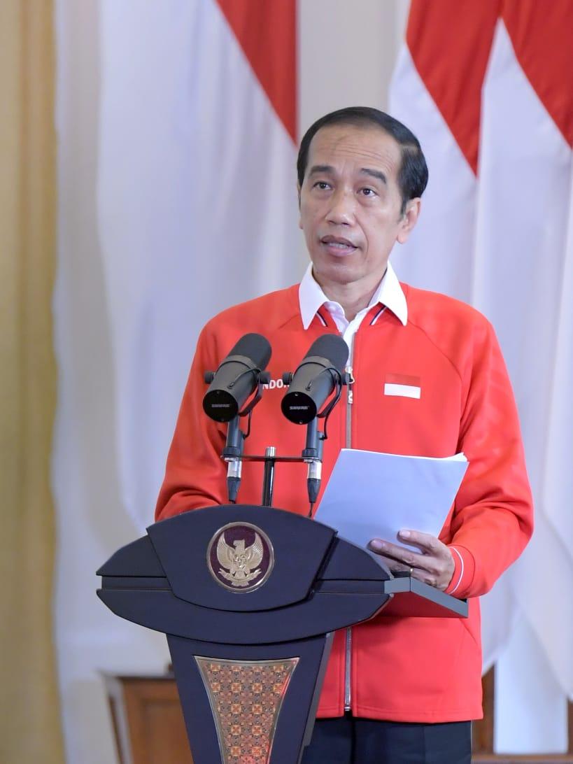 Presiden: Indonesia Gunakan Vaksin Covid-19 yang Teruji dan Halal