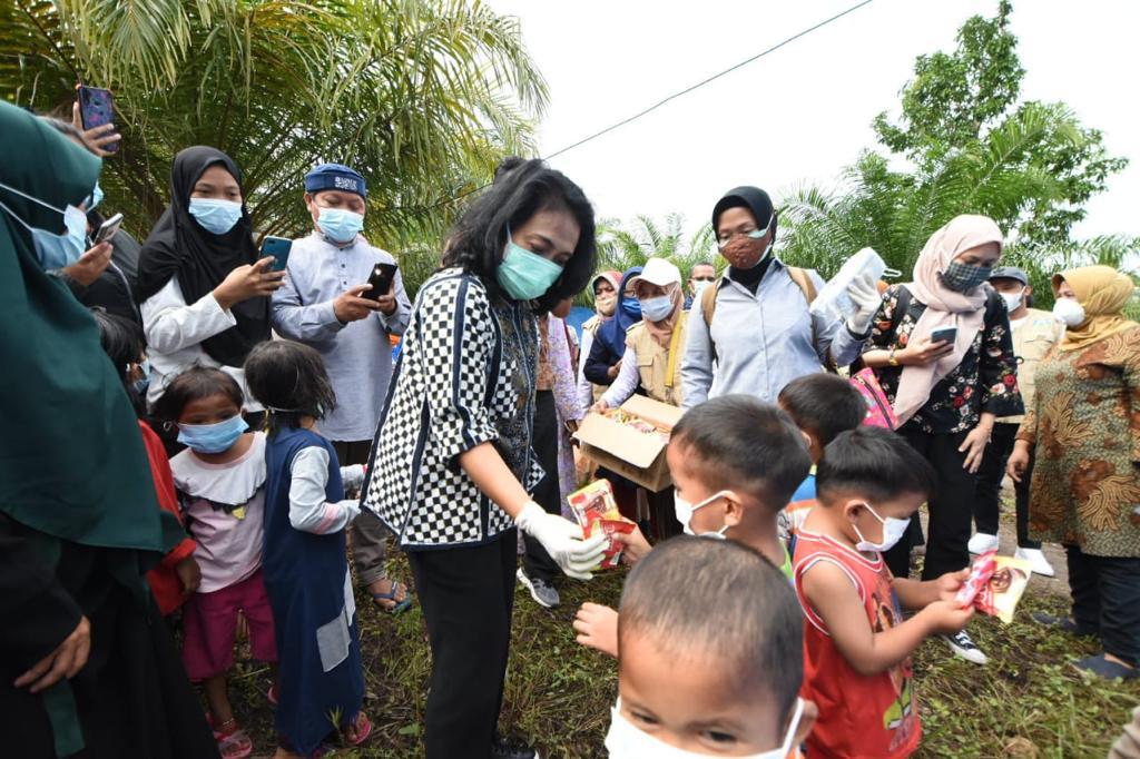 Menteri Bintang Ajak Berbagai Elemen Gotong Royong Bantu Penuhi Kebutuhan Spesifik Perempuan dan Anak