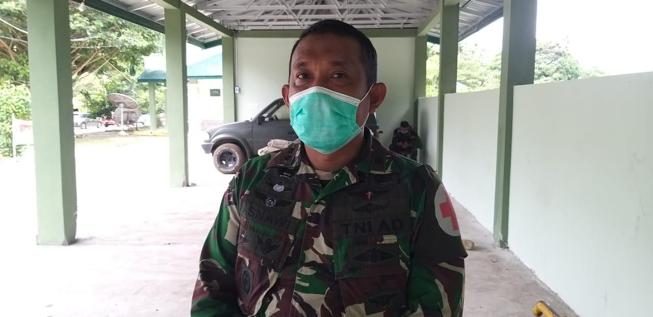 RS Lapangan TNI AD Diminati Warga