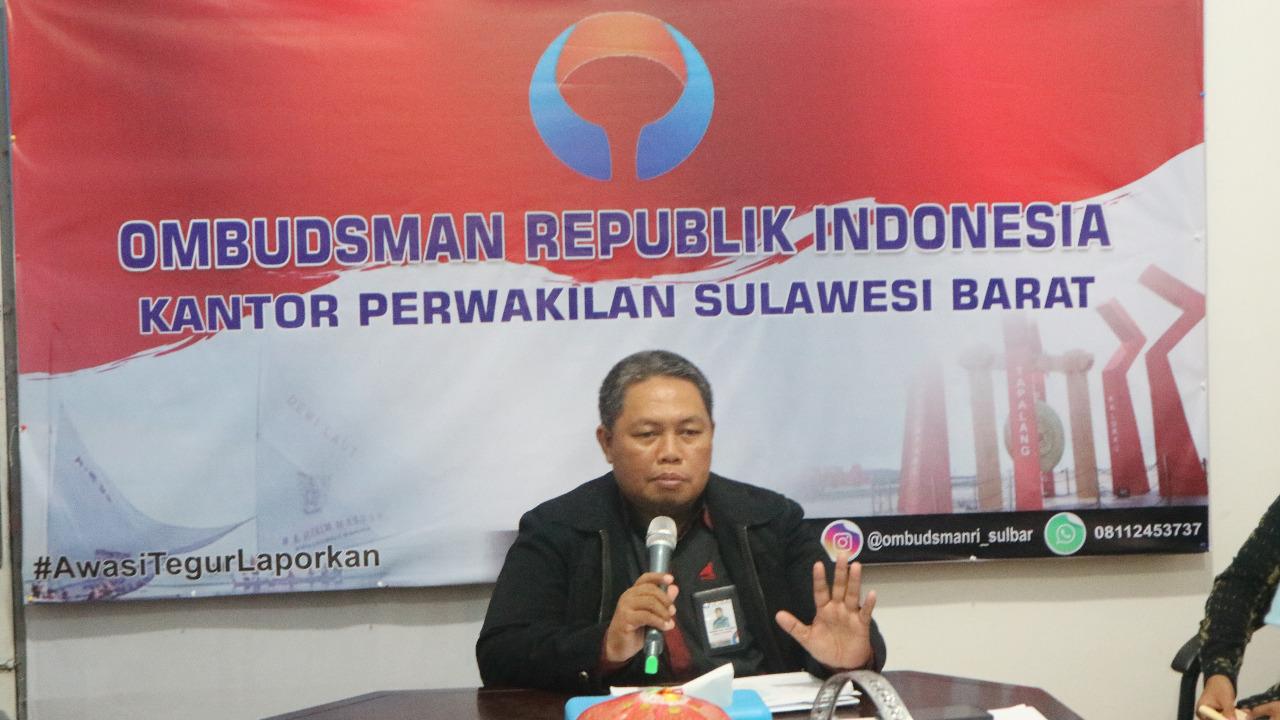 Hari Pers Nasional, Ombudsman Sulbar: Media sebagai Spirit Peningkatan Layanan Publik*