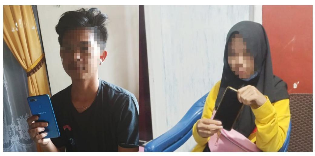 Aldy Ditangkap Polresta Mamuju