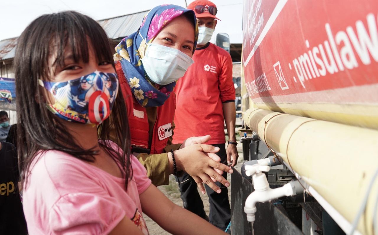 PMI Kembali Buka Donasi Bagi Korban Gempa di Sulbar