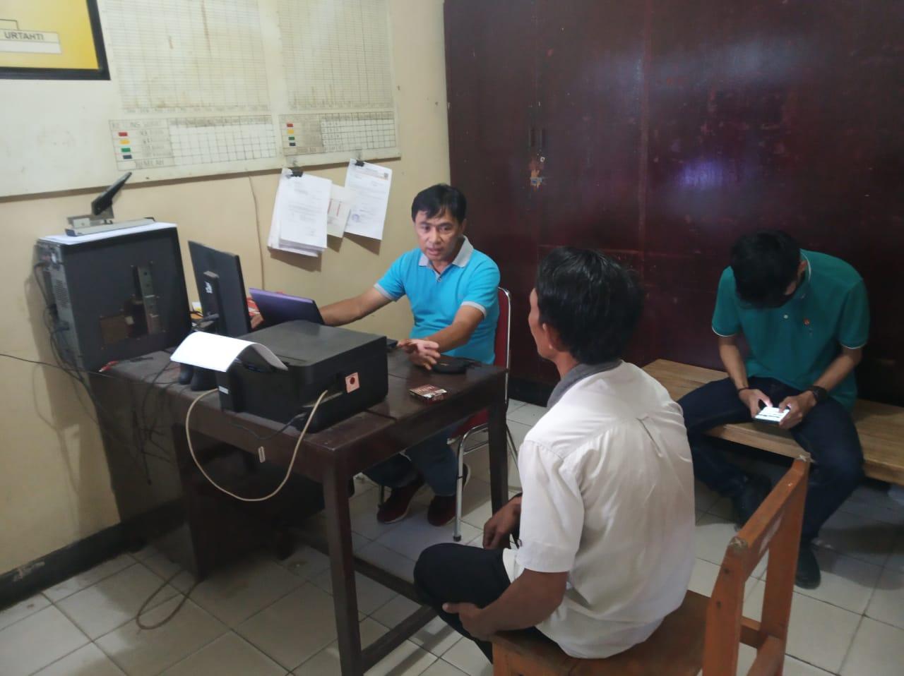 Kelola TV Kabel Tak Berindetitas Pemilik Diperiksa Polisi