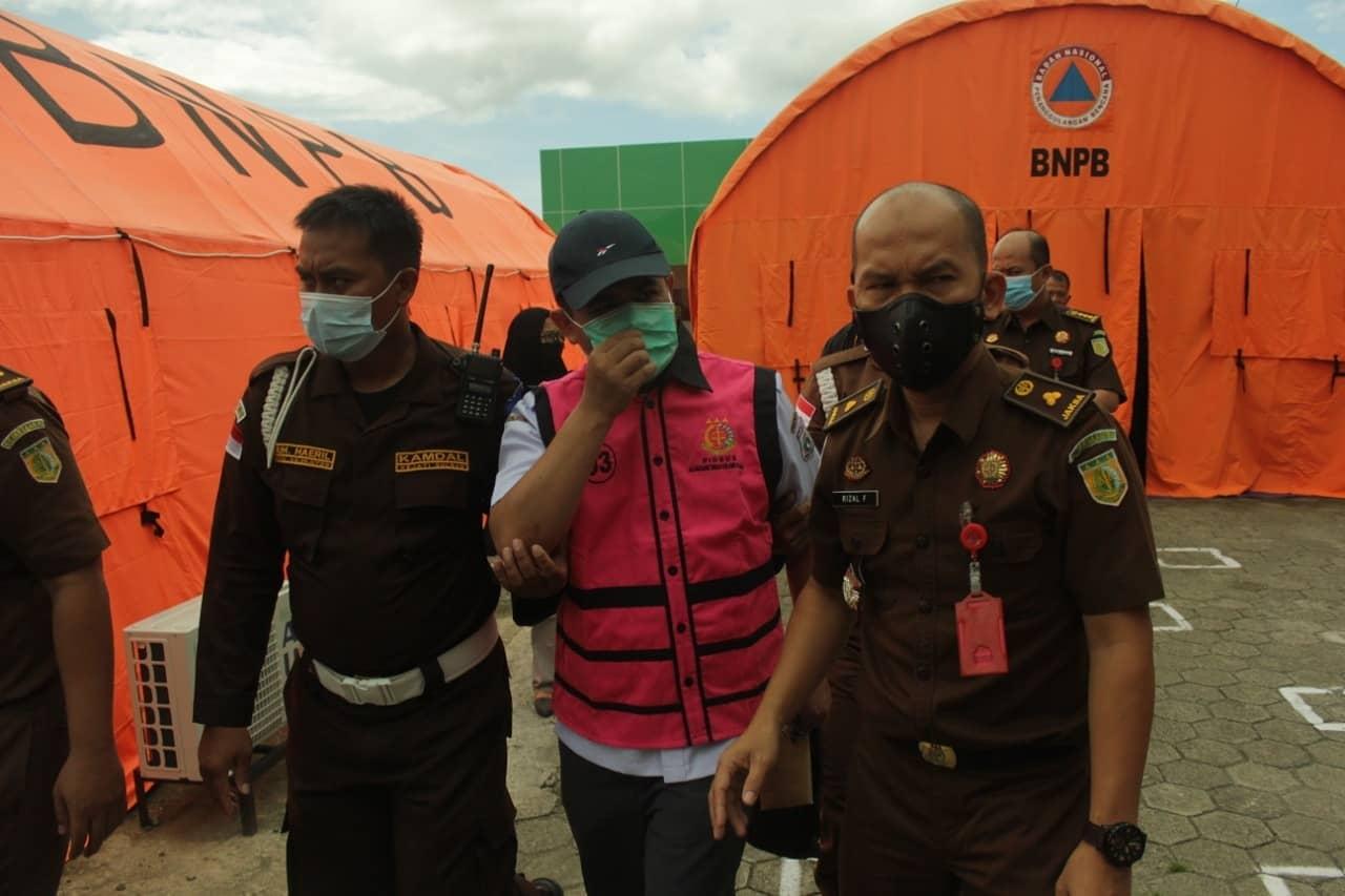 Mantan Kabid PSMA Disdikbud Sulbar Ditahan