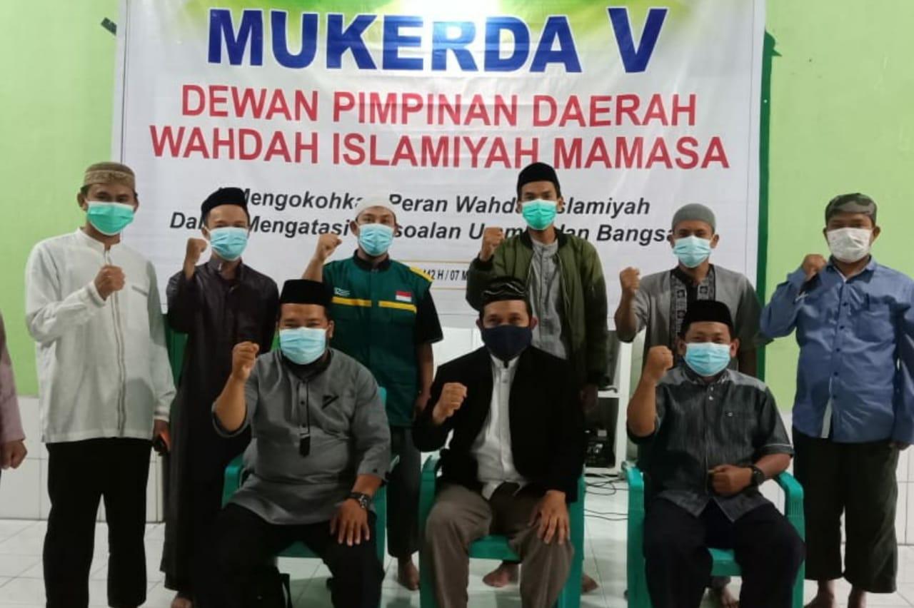 Mukerda V Wahdah Islamiyah Mamasa, Usung Semangat Persatuan untuk Ummat dan Bangsa
