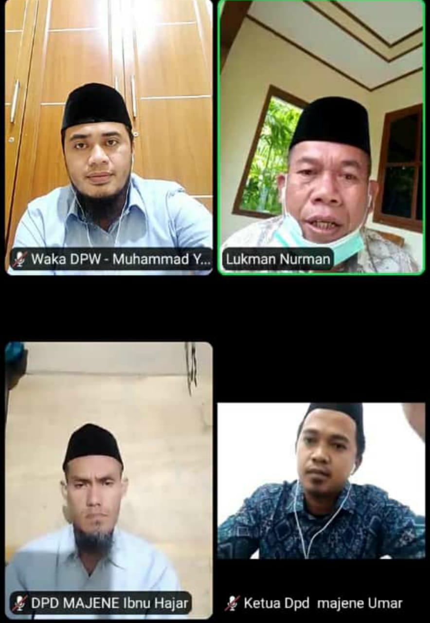 Harapan Bupati kepada Wahdah Islamiyah Majene