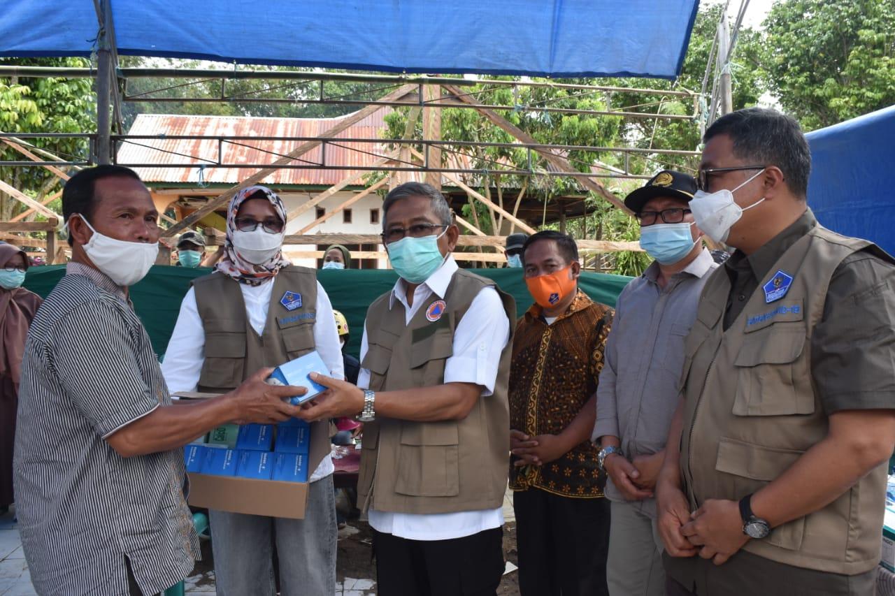 ABM Salurkan Bantuan Logistik di Sejumlah Lokasi Terdampak Gempa