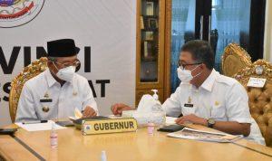 Gubernur Sulbar Hadiri Rakornas Penanggulangan Bencana
