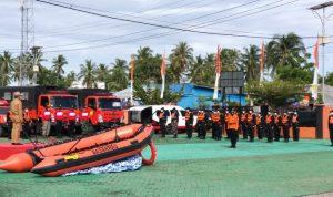 Basarnas Mamuju Laksanakan Pelatihan Potensi SAR di Permukaan Air