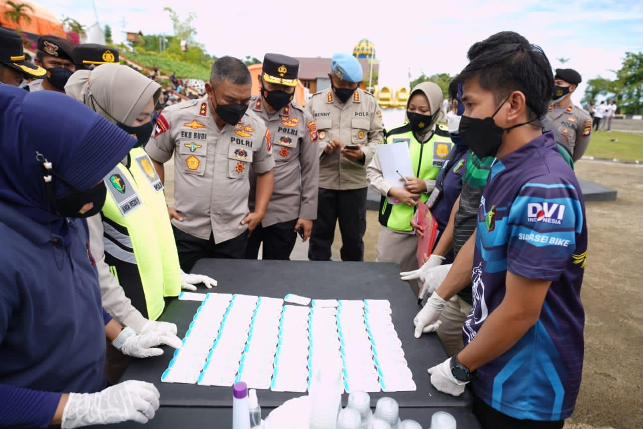 Ancaman Pidana Hingga Pemecatan Bagi Oknum Polda Yang Menyalahgunakan Narkoba