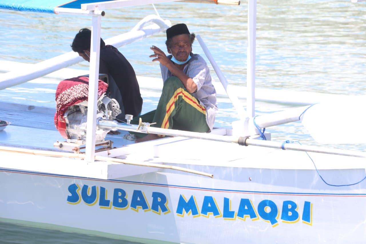 Gubernur Sulbar : Sandeq Salah Satu Kapal yang Sangat Tangguh