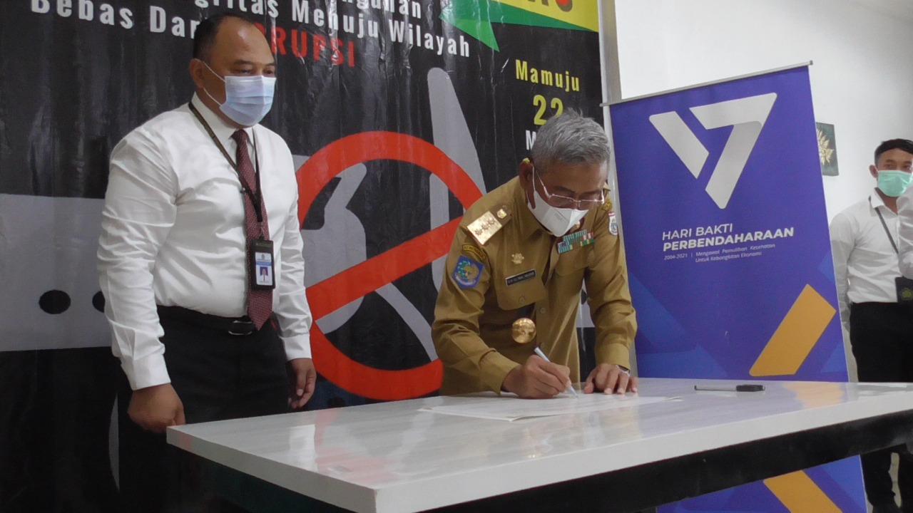 Gubernur Sulbar: Bebas Dari Korupsi Titik Awal Keberhasilan