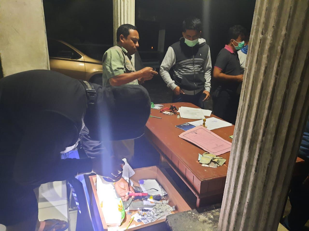 Tim Saber Pungli Polres Pasangkayu Amankan Terduga Pelaku Pungli