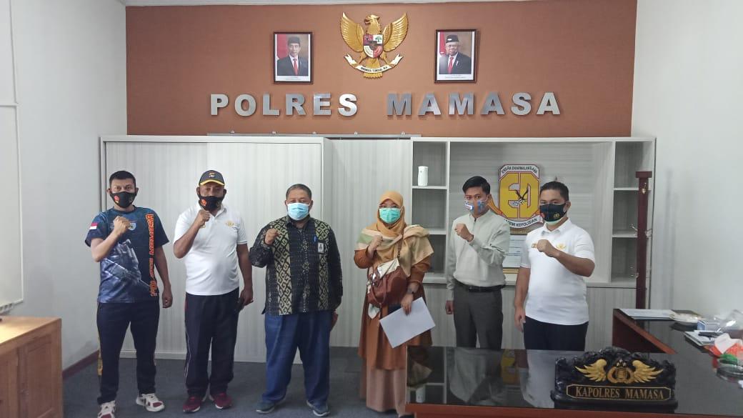 Ombudsman Sulbar Berkunjung ke Polres Mamasa, Ada Apa?