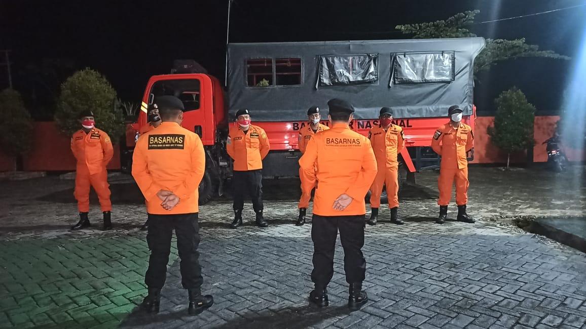 Basarnas Mamuju Terjunkan Personel Cari Korban Tenggelam di Polman