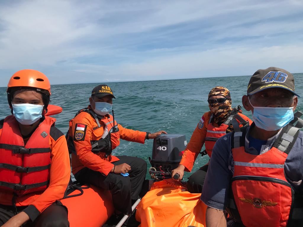 Korban Tenggelam di Pantai Mampie Ditemukan