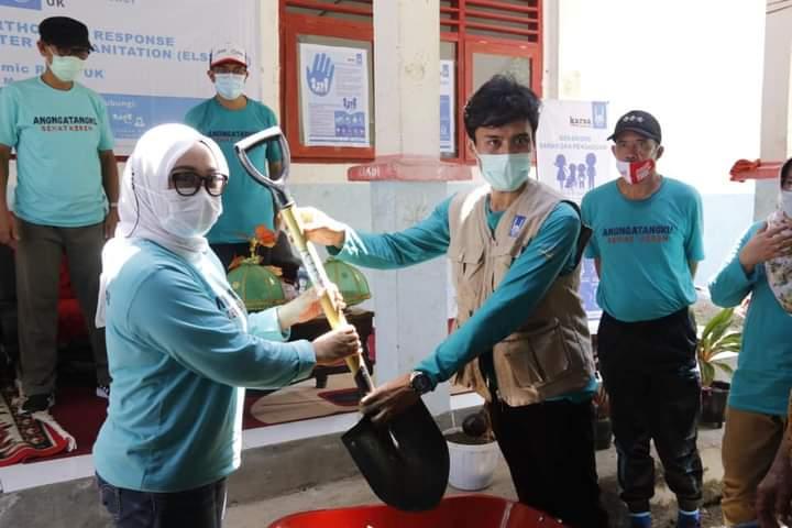 Program Padat Karya Islamic Relief Word Wide