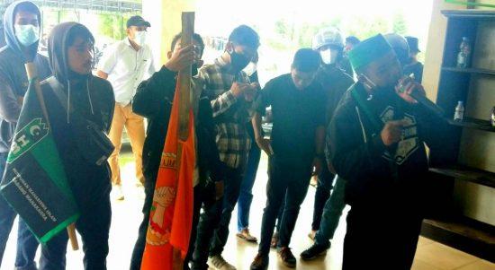 IPMA Pasangkayu Ancam Duduki Kantor DPRD Pasangkayu