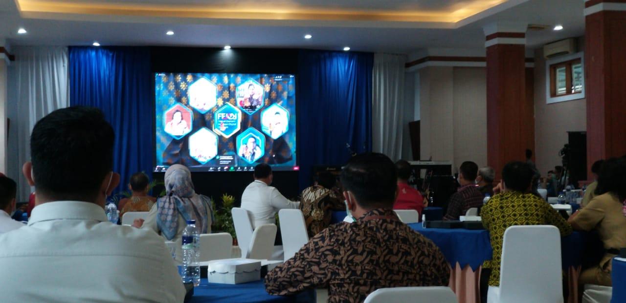 BI Gelar FEKDI dan Launching P2DDI