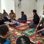 Lancarkan Program 4S, Kapolres Majene Sambangi TPA Almujahid