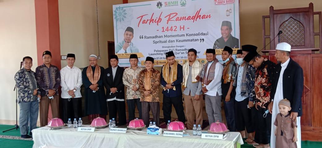 Hidayatullah Sulbar Gelar Tarhib Ramadhan
