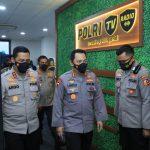 Launching Polri TV-Radio, Kapolri: Agar Lebih Dekat Dan Memberi Edukasi Masyarakat