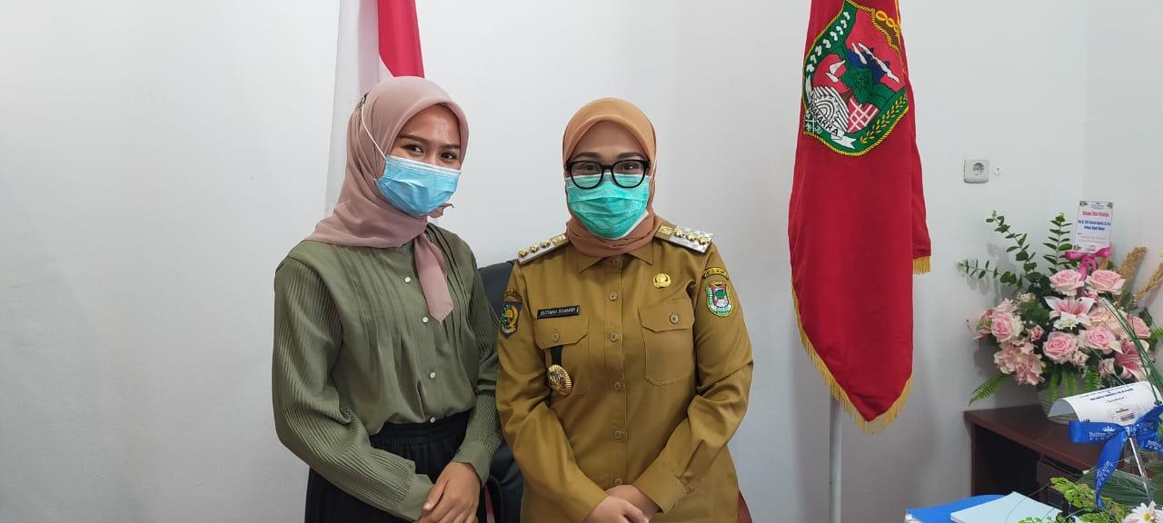 Rezki Ramdani Tak Menyangka di Dukung Penuh Bupati Mamuju