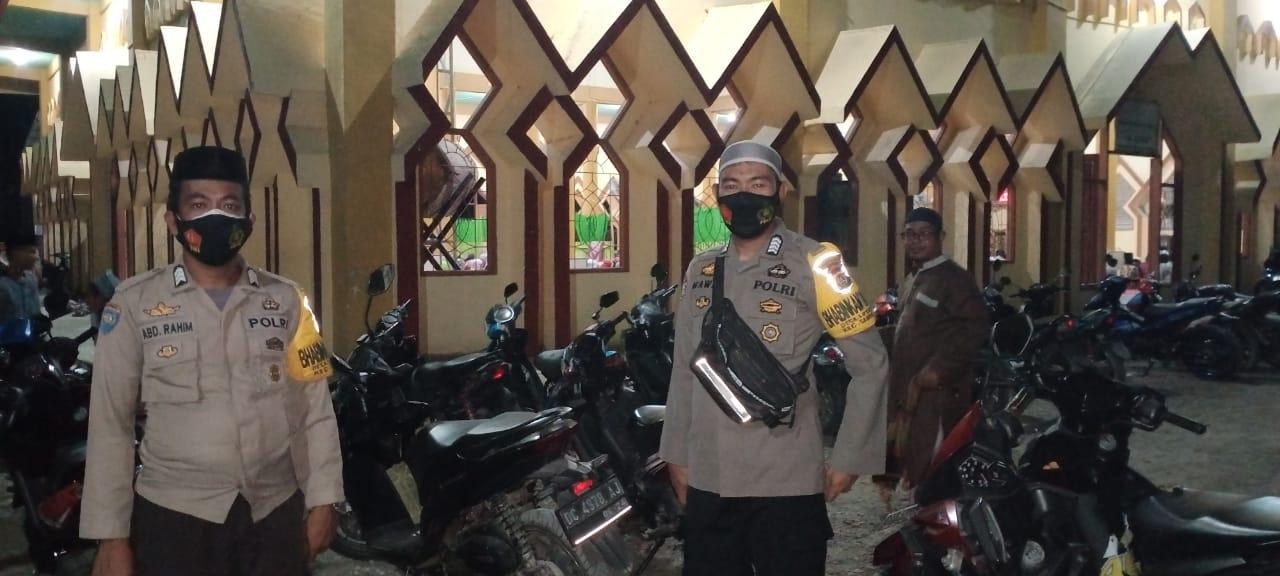 Polresta Mamuju Kerahkan Personel Menjaga Ibadah Bulan Ramadhan