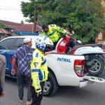 Dibuat Kapok Polisi Majene, Aksi Balapan Liar Terus Digagalkan
