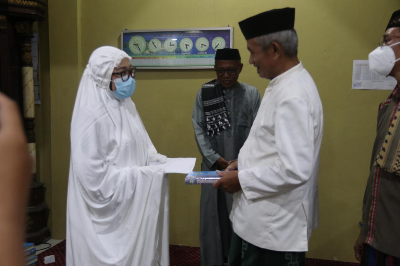 Kunjungan Kerja Ramadhan Pertama Bupati, Start di Tapalang
