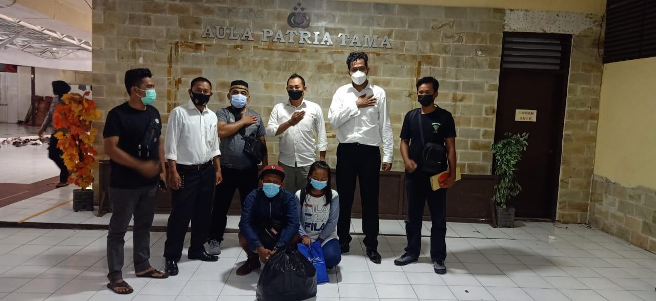 SY Diringkus timsus Polresta Mamuju di Makassar