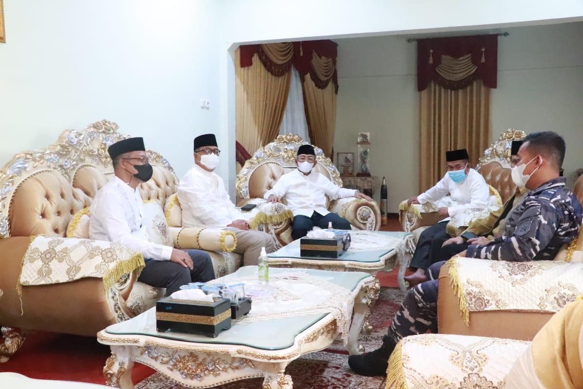 Gubernur Sulbar Ajak Kirim Doa untuk Awak KRI Nanggala 402