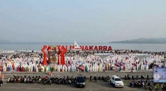 PHBI: Shalat Ied Dipusatkan di Anjungan Manakarra