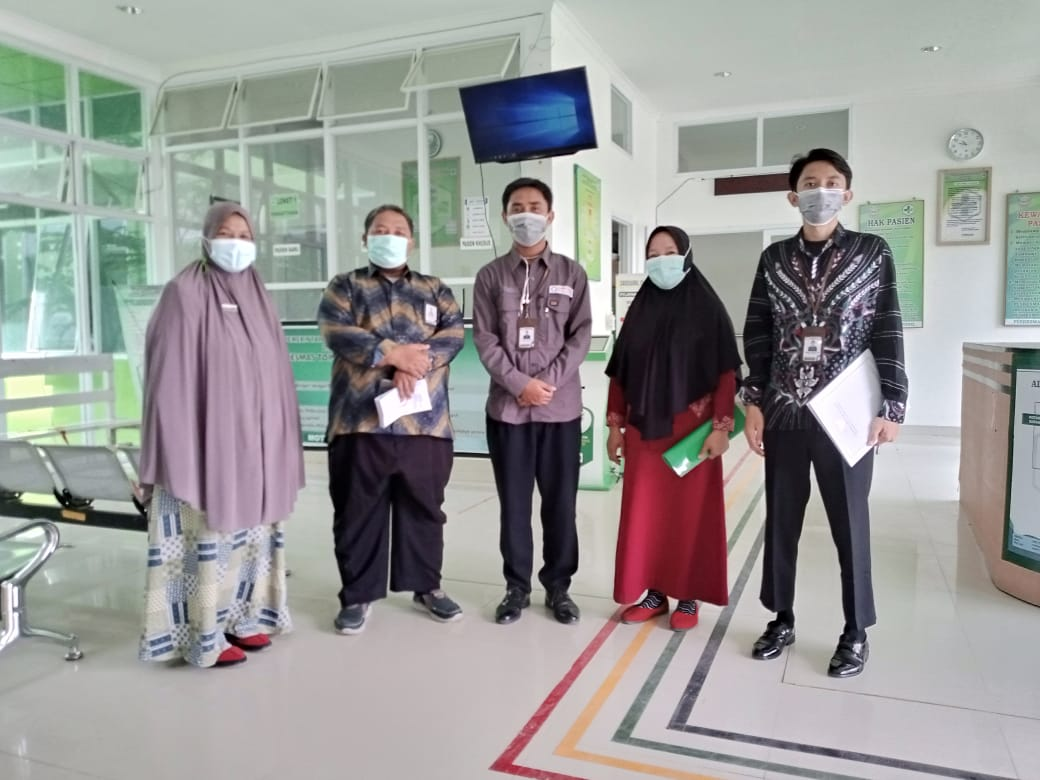 Ombudsman Sulbar Sidak ke Puskemas Topoyo