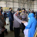 Kapolri Tawarkan Anak Prajurit Awak Nanggala 402 Jadi Polisi