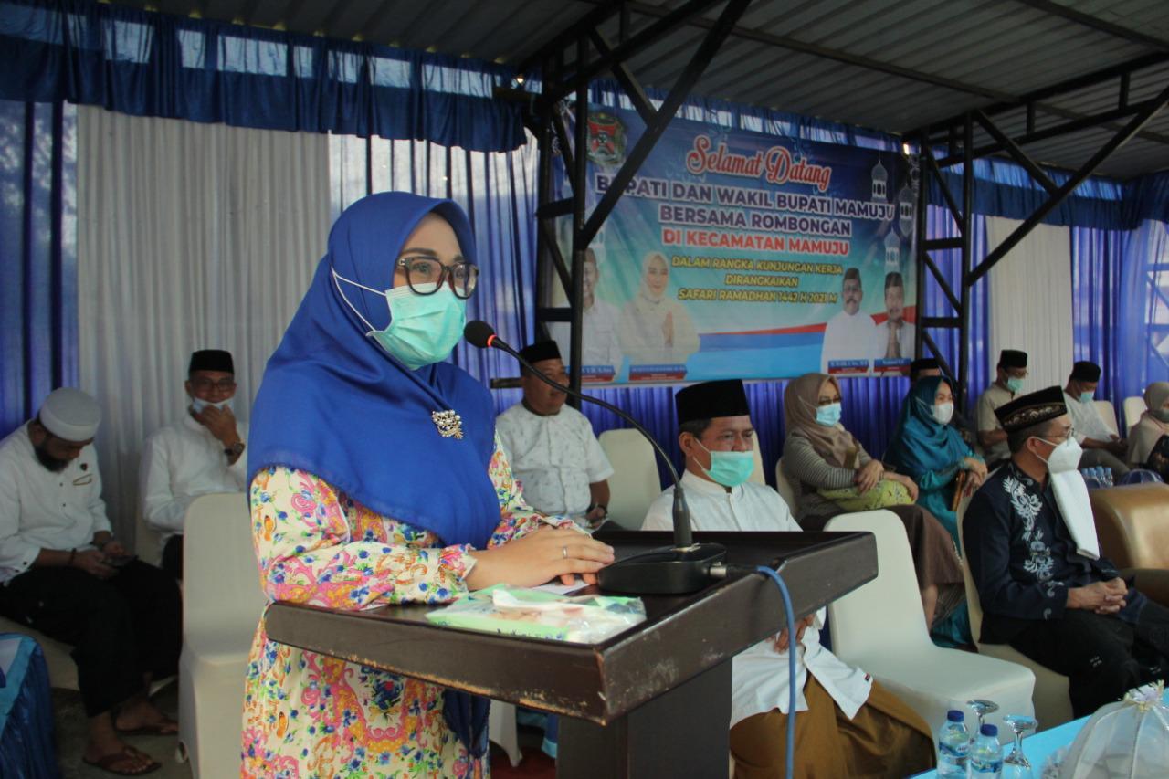 Safari Ramadhan Kecamatan Mamuju Jadi Penutup