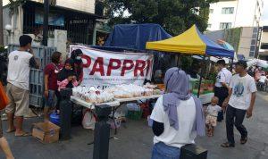 PAPPRI Bagi-Bagi Takjil Gratis