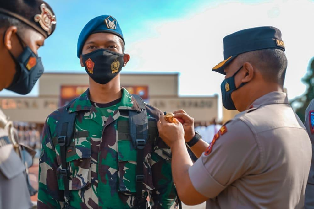 Kapolda Sulbar Pimpin Apel Gelar Pasukan Operasi Ketupat Siamasei 2021