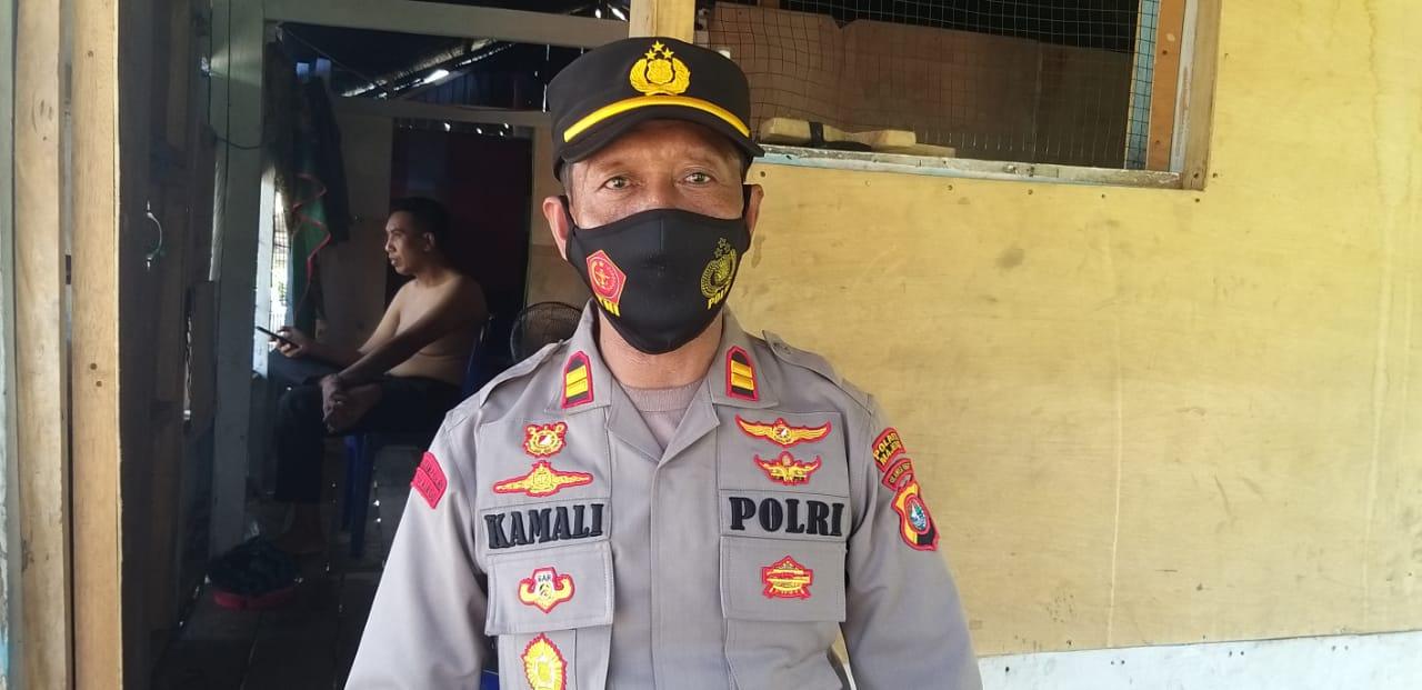 Pos Pengamanan di Malunda Aman dan Lancar