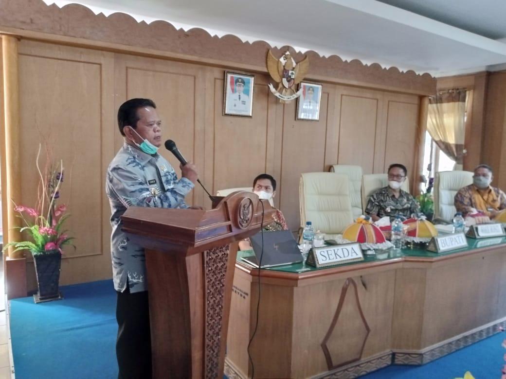 Bupati Mamasa: Kehadiran Ombudsman adalah untuk Kepentingan Kita sebagai Pelayan Masyarakat