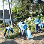 Sambut HANI, BNNP Sulbar Melaksanakan Kegiatan Bakti Sosial