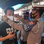 Personil Polres Pasangkayu Masih Temukan Masyarakat Yamg Tidak Menggunakan Masker