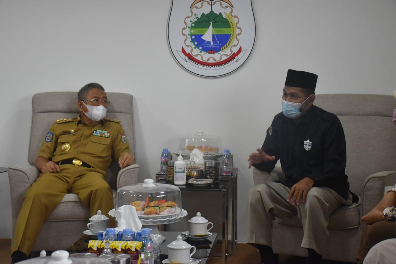 Gubernur Sulbar Apresiasi Program DP3