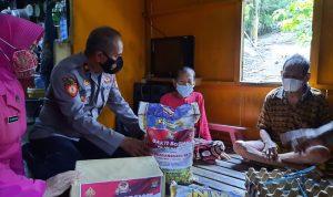 Gelora Hari Bhayangkara, Polres Majene Gelar Anjangsana