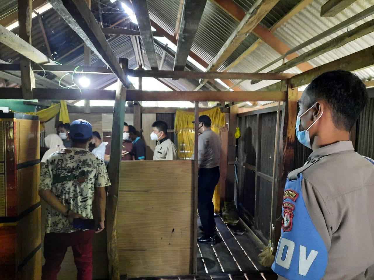 Polres Majene Kembali Tangani Kasus Bunuh Diri di Galung Tengah