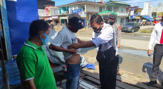 Polres Mamuju Tengah Mulai Operasi Premanisme dan Pungli