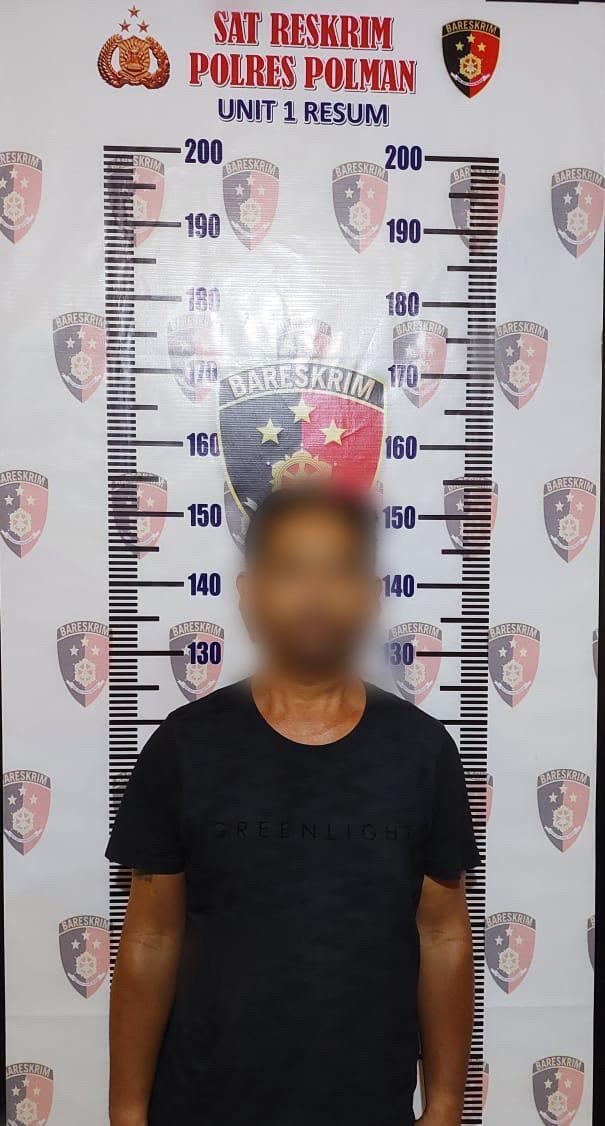 Sat Reskrim Polres Polman di NTT Ringkus 2 Pencuri Lintas Provinsi