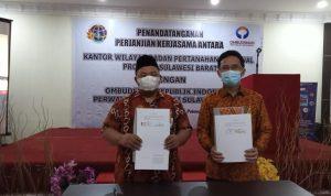 Menuju Zona Integritas, BPN Sulbar Bangun PKS dengan Ombudsman