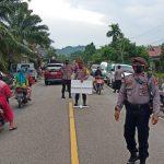 57 Orang Terjaring Operasi Yustisi Di Pasar Tampaure