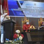 Gubernur Sulbar : Maknai Hari Jadi Sebagai Momentum Refleksi Lakukan Evaluasi